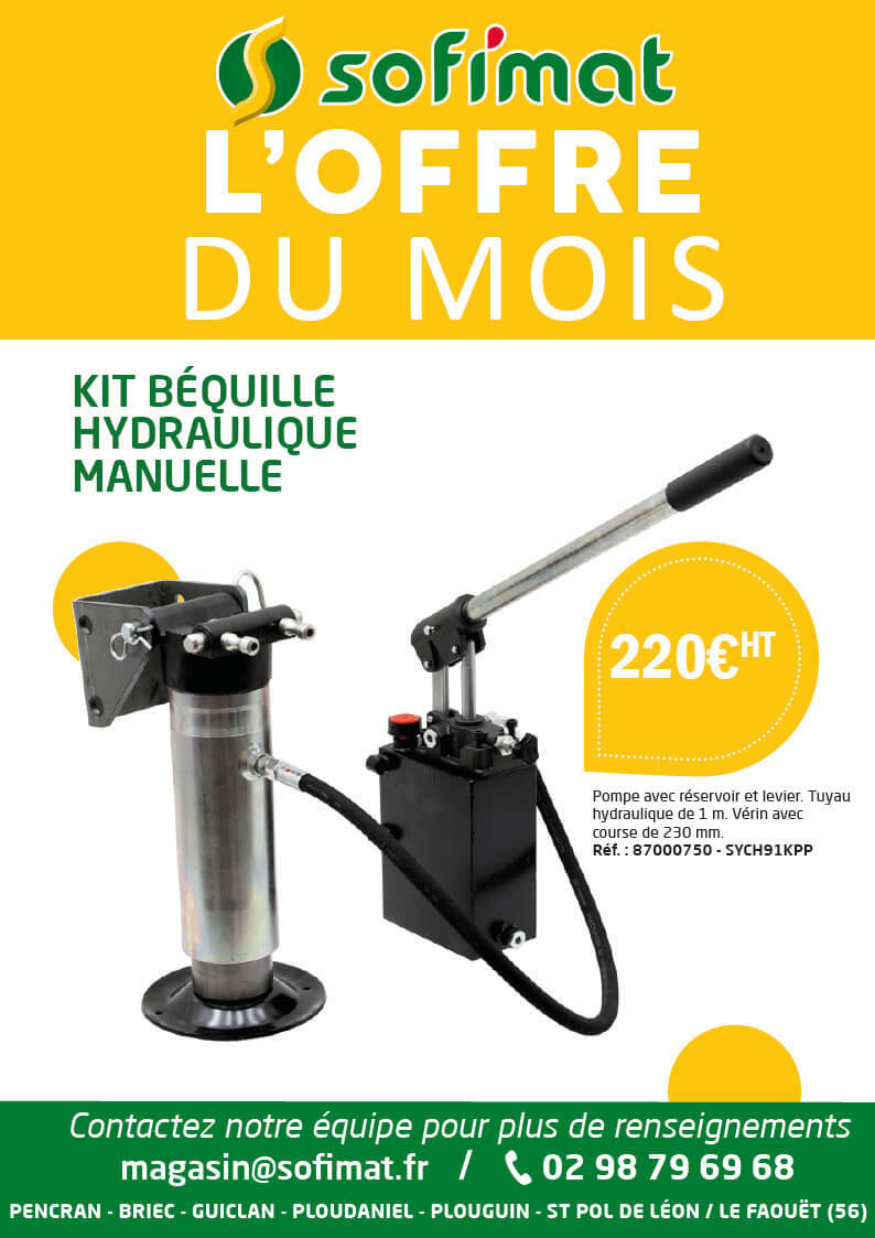 sofimat-magasin-selection-offre-mois-kit-bequille-hydraulique-manuelle-octobre-2020-finistere-29-morbihan-56