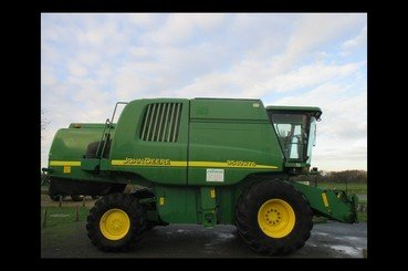 Moissonneuse batteuse John Deere 9540 wts - 8