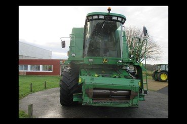 Moissonneuse batteuse John Deere 9540 wts - 9
