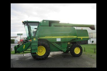 Moissonneuse batteuse John Deere 9540 wts - 2