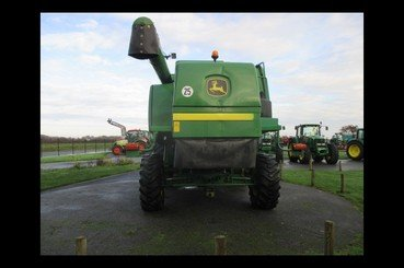 Moissonneuse batteuse John Deere 9540 wts - 11