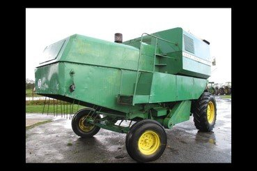 Moissonneuse batteuse John Deere Mb975 - 4