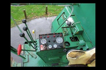 Moissonneuse batteuse John Deere Mb975 - 6