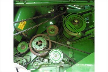 Moissonneuse batteuse John Deere 2064 - 6