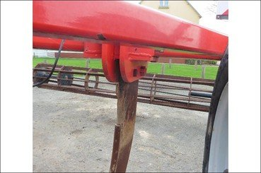 Cover crop Quivogne S95 - 5