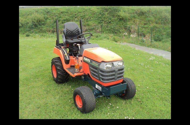 micro tracteur kubota kubota bx2200  u00e0 vendre sur sofimat