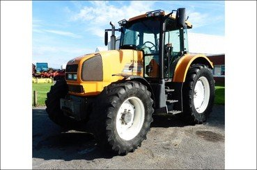 Tracteur agricole Renault Ares610rz - 7