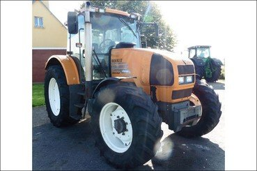 Tracteur agricole Renault Ares610rz - 8