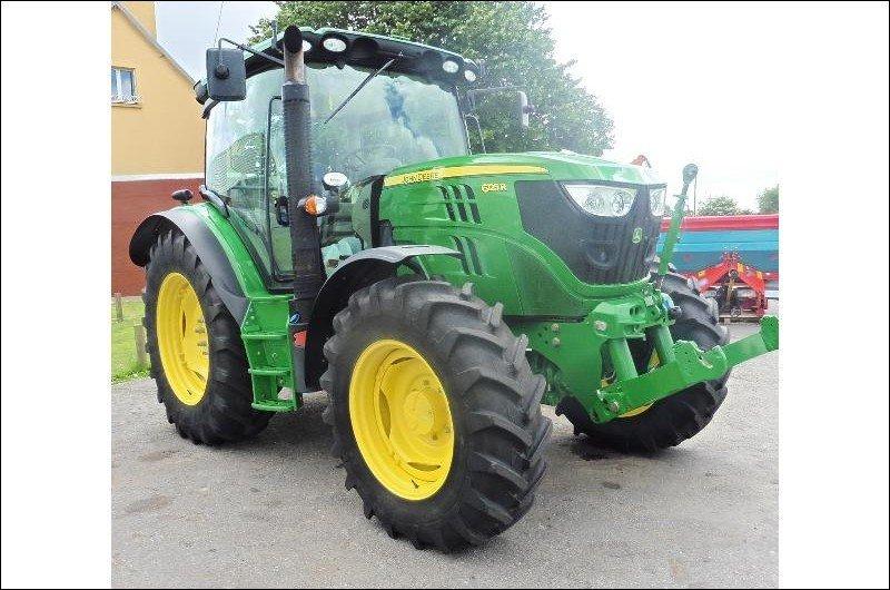 Tracteur agricole john deere 6125r vendre sur sofimat - Siege de tracteur agricole ...