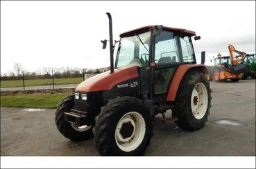 Tracteur agricole New Holland L75 - 9