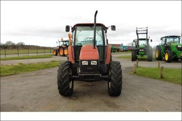Tracteur agricole New Holland L75 - 13
