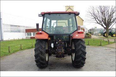 Tracteur agricole New Holland L75 - 14