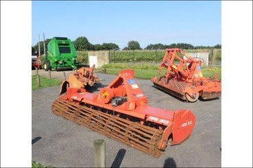 Herse rotative Kuhn HRB302 - 2