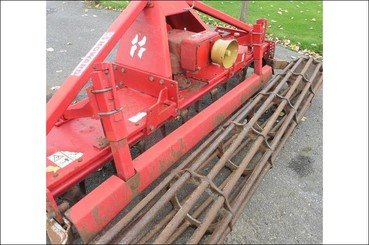 Herse rotative Howard Hk25 - 6