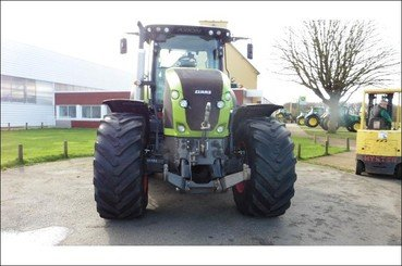 Tracteur agricole Claas Axion920 - 4