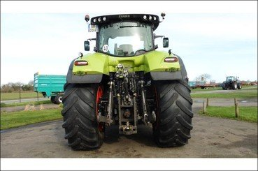 Tracteur agricole Claas Axion920 - 5