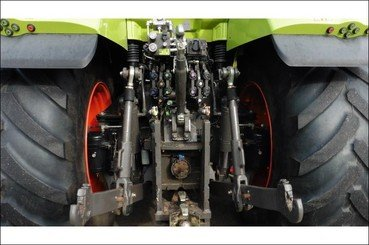 Tracteur agricole Claas Axion920 - 6