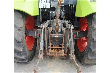 Tracteur agricole Claas Arion 420 - 2