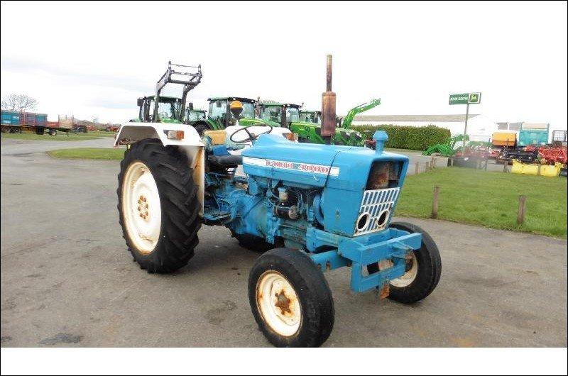 tracteur agricole ford 4000 vendre sur sofimat. Black Bedroom Furniture Sets. Home Design Ideas