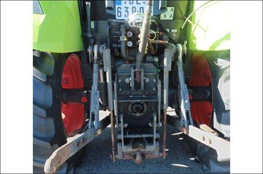 Tracteur agricole Claas Axos 310 - 5