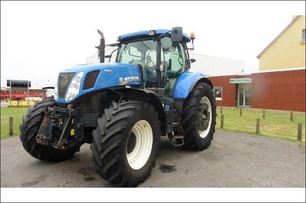 Tracteur agricole New Holland T7250