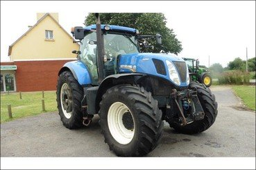 Tracteur agricole New Holland T7.250 - 1