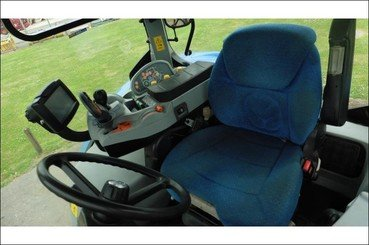 Tracteur agricole New Holland T7.250 - 2