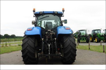 Tracteur agricole New Holland T7.250 - 4