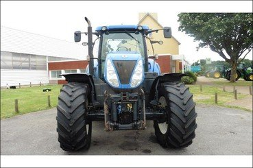 Tracteur agricole New Holland T7.250 - 6