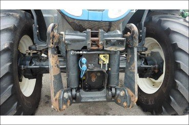Tracteur agricole New Holland T7.250 - 7