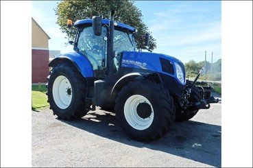 Tracteur agricole New Holland T7.185 - 1