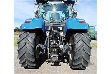 Tracteur agricole New Holland T7.185 - 2
