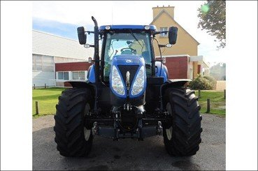 Tracteur agricole New Holland T7.185 - 3