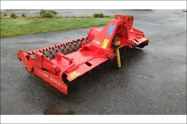 Herse rotative Kuhn Hrb303d - 1