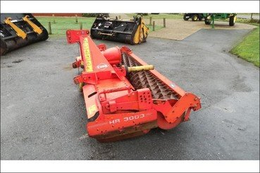 Herse rotative Kuhn Hrb303d - 4