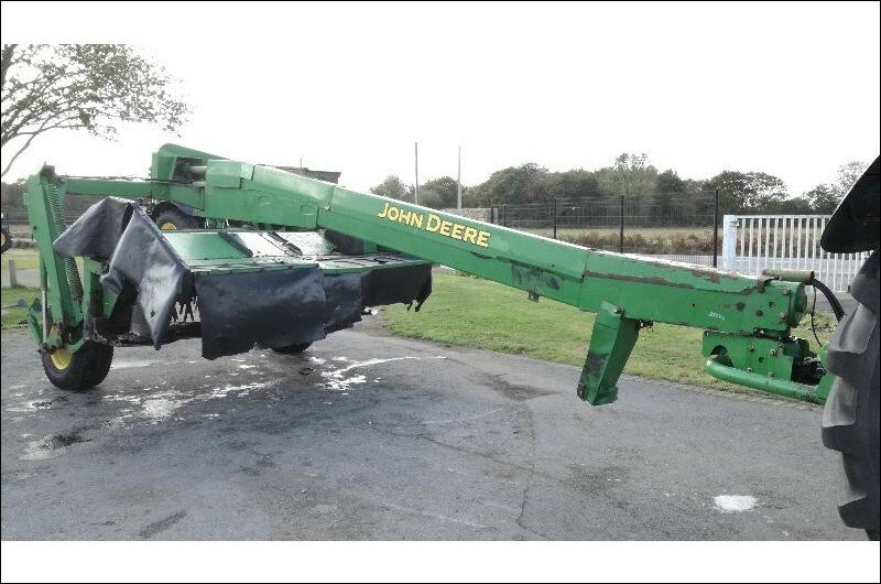 Faucheuse conditionneuse John Deere Fca 730 - 1
