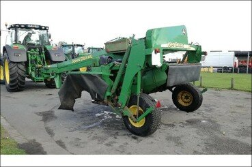 Faucheuse conditionneuse John Deere Fca 730 - 2