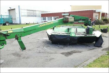 Faucheuse conditionneuse John Deere Fca 730 - 3