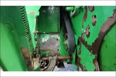 Faucheuse conditionneuse John Deere Fca 730 - 6