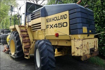 Ensileuse automotrice New Holland Fx450 - 1