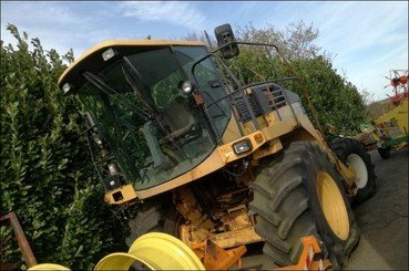 Ensileuse automotrice New Holland Fx450 - 2