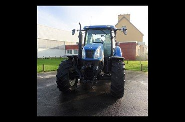 Tracteur agricole New Holland T6050 plus - 2