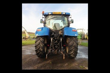Tracteur agricole New Holland T6050 plus - 3