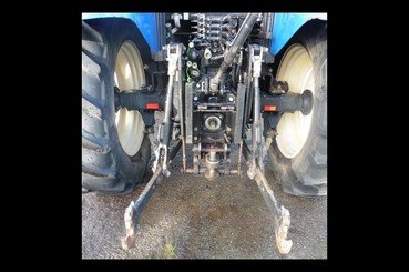 Tracteur agricole New Holland T6050 plus - 4