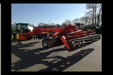 Cover crop Kuhn Discover xm 36 - 2