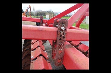 Cover crop Knoche Dim-30 rr - 5