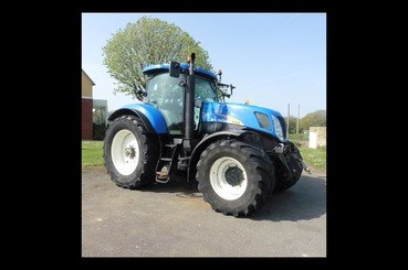 Tracteur agricole New Holland T7040 pc - 1