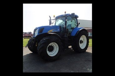 Tracteur agricole New Holland T7040 pc - 2