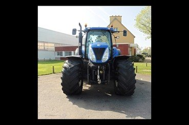 Tracteur agricole New Holland T7040 pc - 3