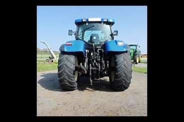Tracteur agricole New Holland T7040 pc - 4